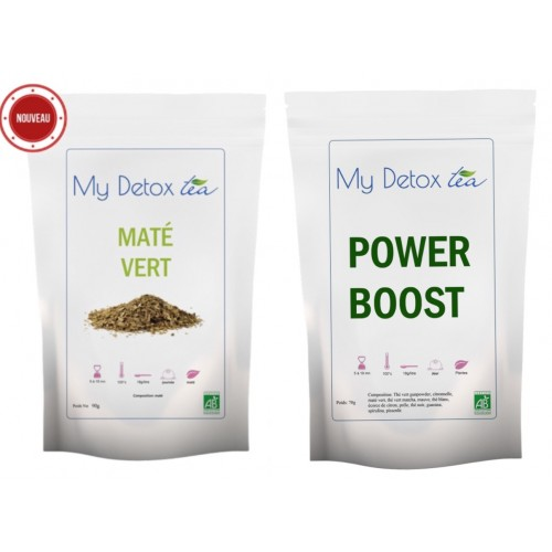 COFFRET POWER BOOST / MATE